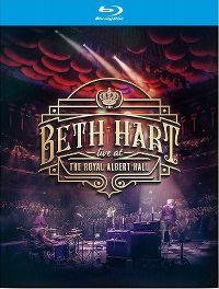 Cover Beth Hart - Live At The Royal Albert Hall [DVD]